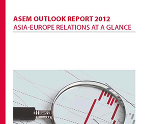 Asia-Europe Meeting Outlook report, with contributions from Claire Wilson, image courtesy of ASEF
