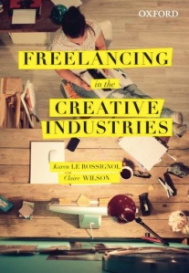 Freelancing in the Creative Industries cover