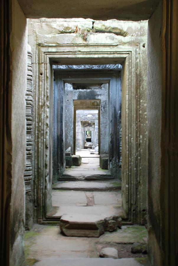 Doorway by Claire Rosslyn Wilson