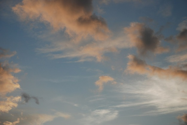 Clouds by Claire Rosslyn Wilson
