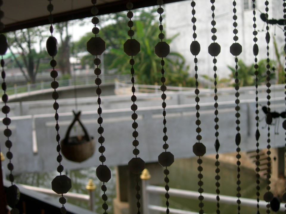 Beads by Claire Rosslyn Wilson