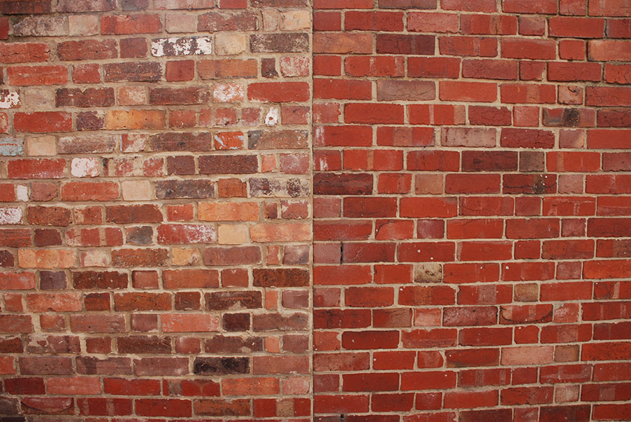 Brick Wall by Claire Rosslyn Wilson