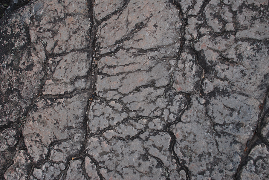 Cracked Rock by Claire Rosslyn Wilson