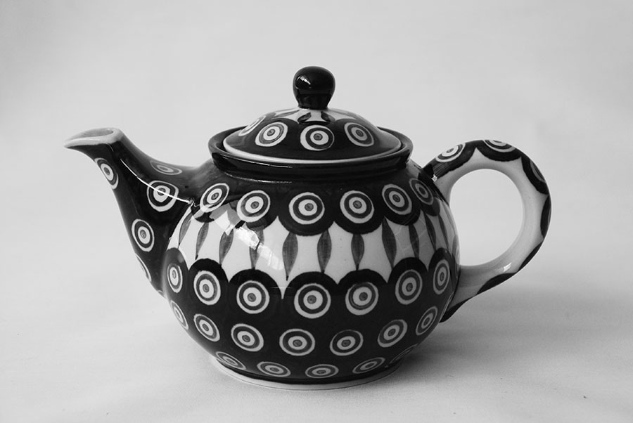 Teapot by Claire Rosslyn Wilson