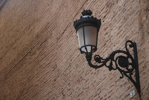 Street Light by Claire Rosslyn Wilson