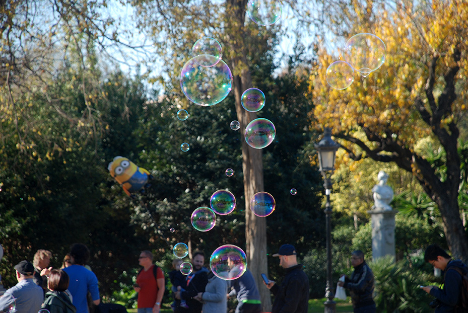 Bubbles by Claire Rosslyn Wilson