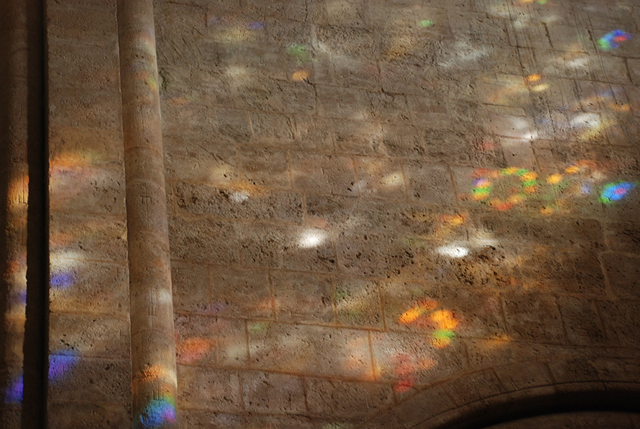 Filtered light by Claire Rosslyn Wilson