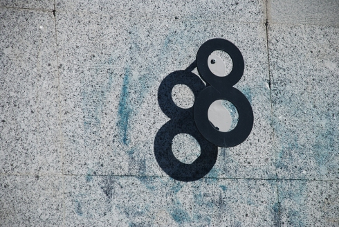 Eight by Claire Rosslyn Wilson