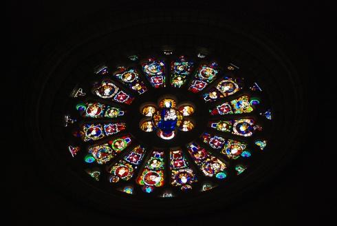 Window lights Tarragona by Claire Rosslyn Wilson