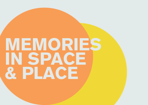 Noted Writers Festival Memories in space and place event