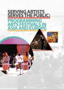 Programming arts festivals in Asia and Europe publication, ASEF