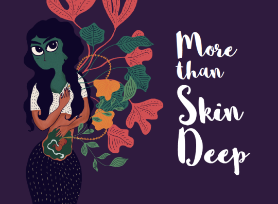 More than Skin Deep by Debasmita Dasgupta and Claire Rosslyn Wilson