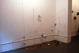 Residence Exhibition by Claire Rosslyn Wilson