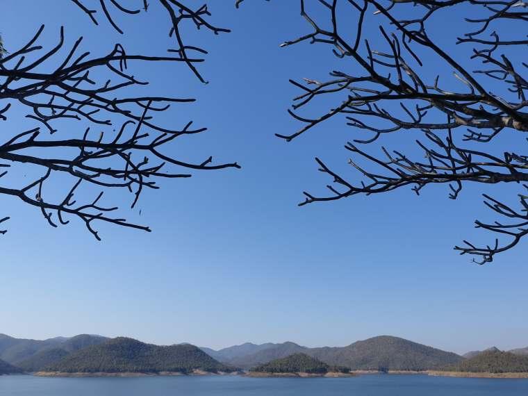 Mae Kuang Dam, Doi Saket