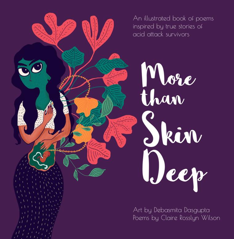 More than Skin Deep book cover